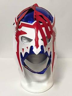 Escorpión Dorado Máscara Azul D Licra De Adulto Envio Gratis