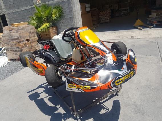Go Kart 125cc 2018 Dd2. En Remate!!!