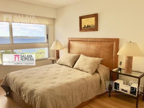 Venta Apartamento En Playa Mansa, 1 Dormitorio, 1 Baños, Garaje, Servicios