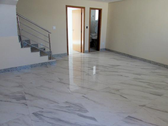 Casa Com 3 Quartos Para Comprar No Santa Mônica Em Belo Horizonte/mg - 43837