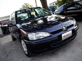 Peugeot 106 Xr Nafta 1999 Azul
