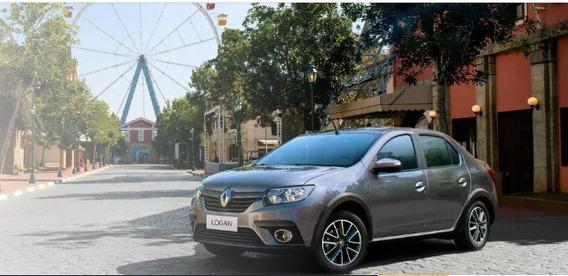 Nuevo Renault Logan Zen 1.6 Con Flete Y Formularios