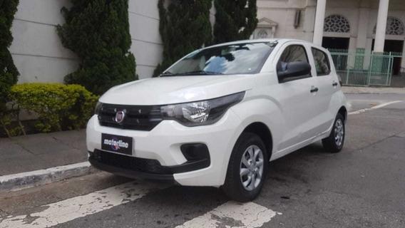 Fiat Mobi Easy 1.0 2018 Branco Ipva 2020 Pago Novo