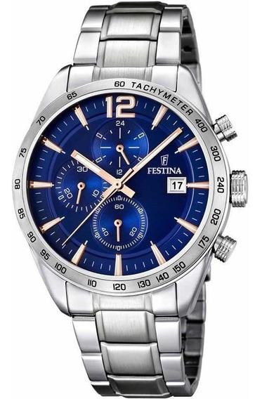 Relógio Festina Blue F16759-5