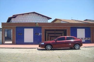 Casas Em Condomínio Lado Praia Em Mongaguá R$ 180 Mil
