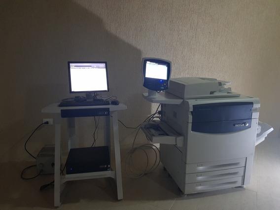 Impressora Xerox X700 Com 140mil Impressoes ,ano 2016
