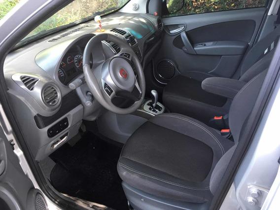 Fiat Grand Siena 1.6 16v Essence Flex Dualogic 4p 2015