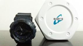Relógio G-shock Baby.