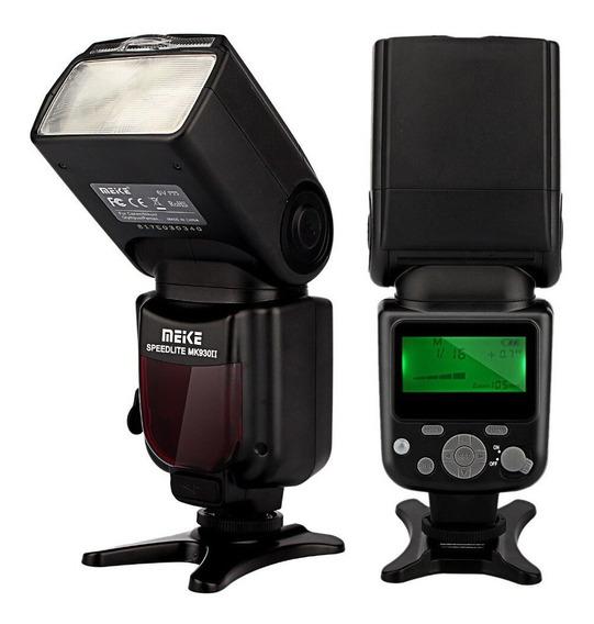 Flash Universal Meike Mk 930 Ii Para Canon, Nikon, Pentax