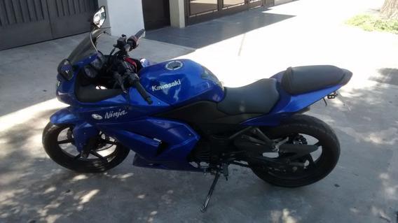 Kawasaki Ninja 250r Vendo Urgente. Permuta