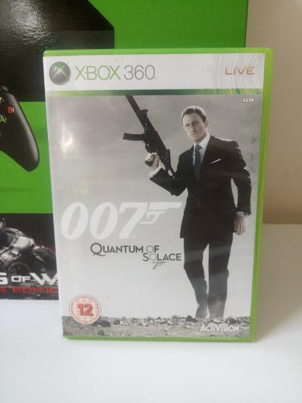 007 Quantum Of Solace - Xbox 360 - Original - Frete 12,00
