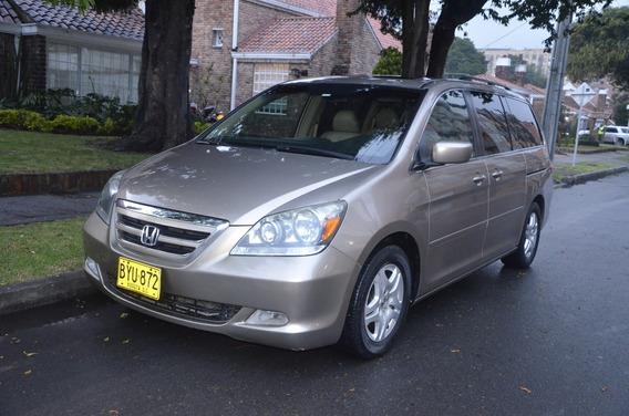 Honda Odyssey X-l Automatica