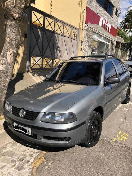 Volkswagen Gol 1.0 Power 3p 2002