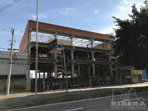 Locação - Barracão Centro / Sorocaba/sp - 4579