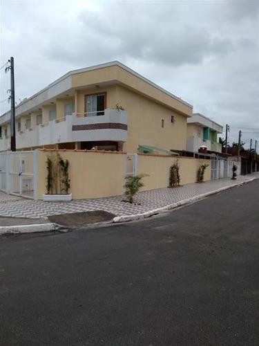 Casa, 2 Dorms Com 68 M² - Solemar - Praia Grande - Ref.: Pr1360 - Pr1360
