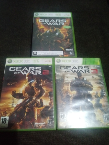 Pacote De Jogos Xbox 360