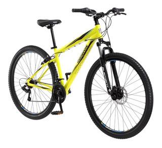 Bicicleta De Montaña Mongoose Torment 29 PuLG. Amarilla