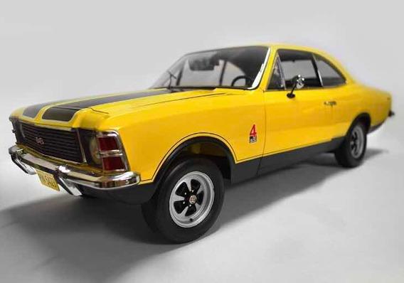 Miniatura Chevrolet Opala Ss / 100 Fascículos Completo