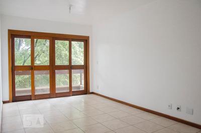 Apartamento No 2º Andar Com 2 Dormitórios E 1 Garagem - Id: 892910126 - 210126