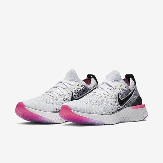 Tênis Feminino Nike Epic React Flyknit 2 Original - Disports