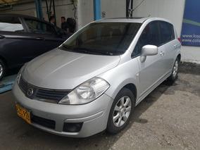 Nissan Tiida Hb Automatico