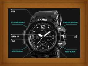 Relógio Masculino Skmei Promoção