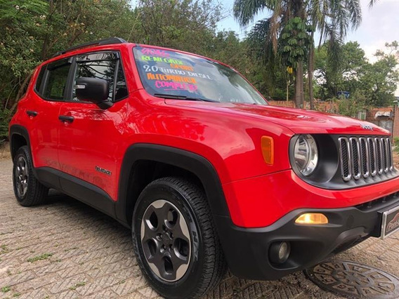 Jeep Renegade 2.0 16v Turbo Diesel Sport 4p 4x4 Automático 2