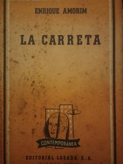 La Carreta. Enrique Amorin. Losada
