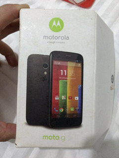 Celular Moto G Dual Xt1033 8gb Leia A Descrição