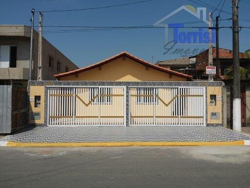 Casa Residencial À Venda, 2 Dormitórios Sendo 1 Suíte, Jardim Trevo, Praia Grande. Imóveis No Litoral. - Ca0004