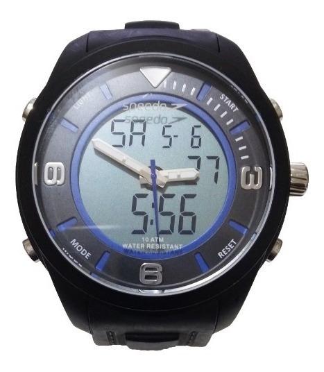 Relógio Speedo Masculino 69018g0evnv1 Frete Grátis!