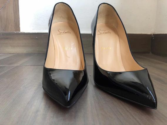 Zapatos Christian Louboutin So Kate Negros 12cm Nuevos