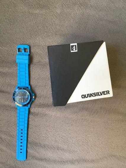 Relógio Quicksilver Azul