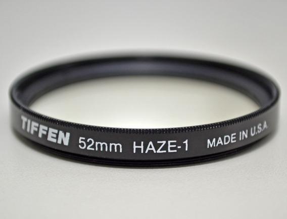 Filtro Tiffen Haze-1 52mm (original - U S A. - Perfeito)