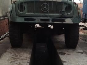 Caminhão Militar Traçado 6x6 Mb 1519