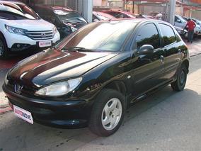 Peugeot 206 1.0 Sensation 16v Gasolina 4p Manual 2005/2006