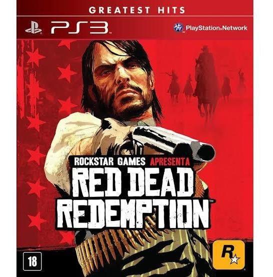 Red Dead Ps3 Receba Agora