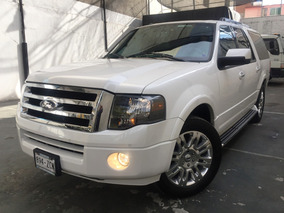 Expedition 2013 Limited Max 4x2 Larga, 52,000 Kms Seminueva