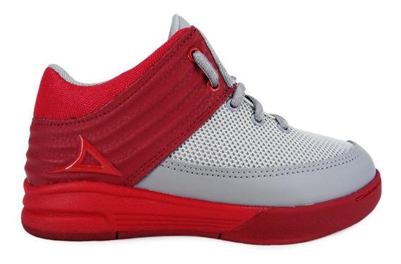 Tenis Pirma Basket Basquetbol Infantil Unisex A60