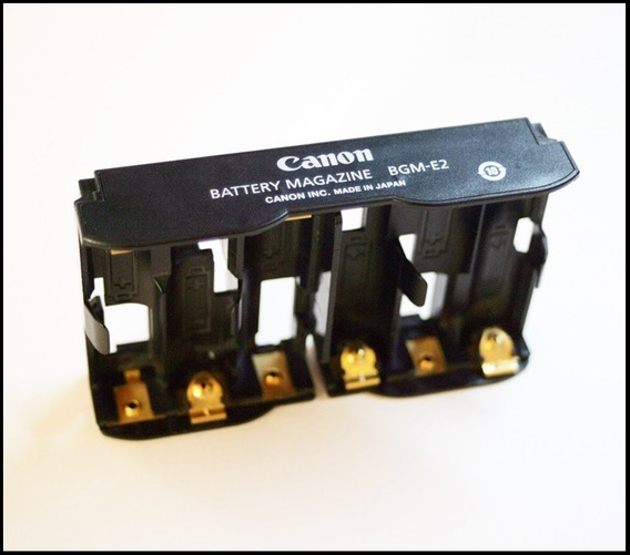Battery Magazine Para Canon 5d Modelo: Bgm-e2