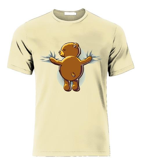Playera Blusa Abrazo De Oso Osito De Peluche Teddy Bear Moda