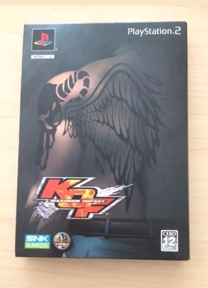 The King Of Fighters Maximum Impact Ps2