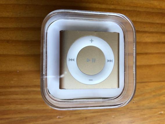 iPod Shuffle 2g Apple - Dourado
