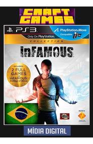 Infamous Collection Ps3 Psn Envio Imediato