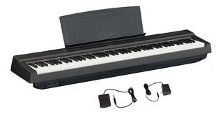 Yamaha Teclado Piano Digital 88 Teclas P125 Envio Gratis