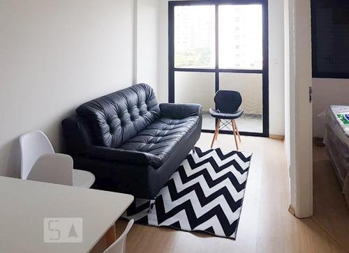 Apartamento À Venda - Moema, 1 Quarto,  30 - S893057893