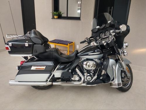 Harley Davidson Electra Glide Ultra Limited (flthk)
