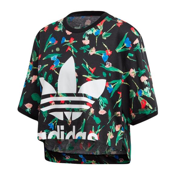Remera adidas Originals Aop Tee Ec1876 Mujer Ec1876-ec1876