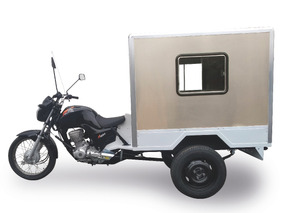 Triciclo Carga Baú Pet Shop 160cc 0km 2019 300kg
