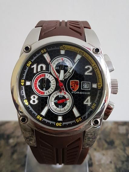 Relógio Porsche Masculino Cronógrafo